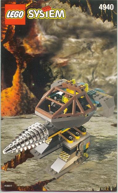 Nostalgie : LEGO 4940-1
