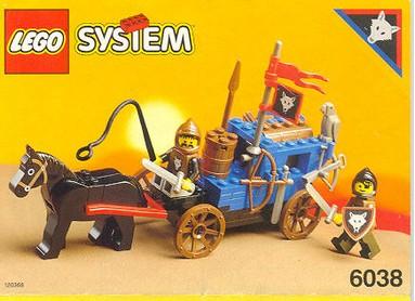 Nostalgie : LEGO 6038-1