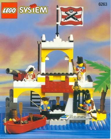 Nostalgie : LEGO 6263-1