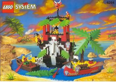 Nostalgie : LEGO 6264-1