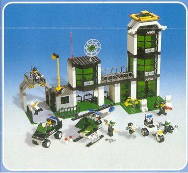 Nostalgie : LEGO 6332-1