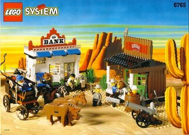 Nostalgie : LEGO 6765-1