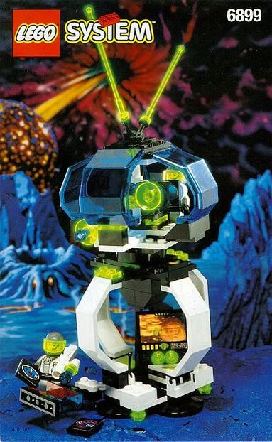 Nostalgie : LEGO 6899-1