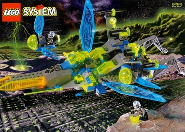 Nostalgie : LEGO 6969-1