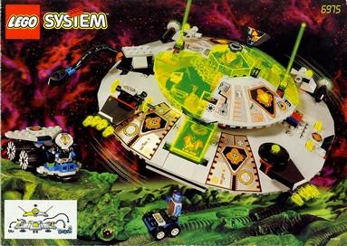 Nostalgie : LEGO 6975-1