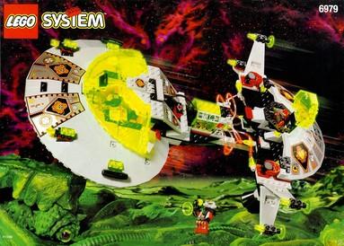 Nostalgie : LEGO 6979-1