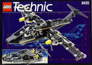 Nostalgie : LEGO 8425-1